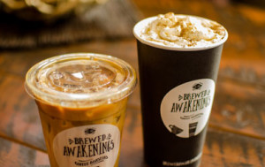 Brewed Awakenings Coffee Roasters Drinks